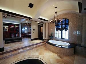 chambre avec dressing et salle de bain en 55 idees With salle de bain design avec décoration d une chambre à coucher adulte