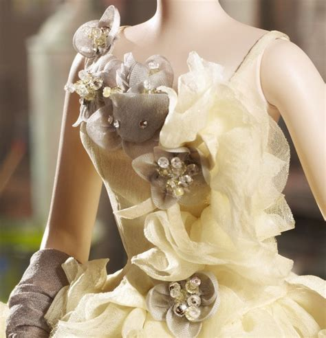 2012 Barbie Collector • Bfmc Silkstone Atelier Gala Gown