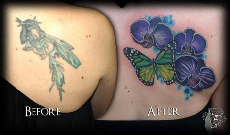amazing tattoo cover ups