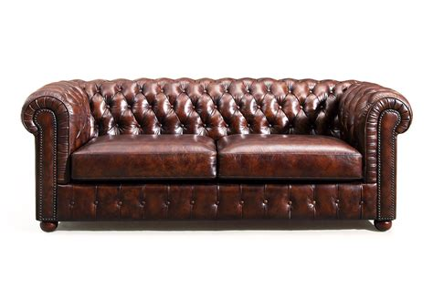 canapé style chesterfield canapé chesterfield original