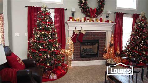 Christmas Decorating Tips  Lowe's Creative Ideas  Youtube