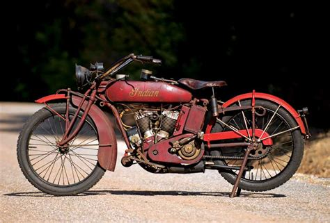Classic American Motorcycles Indian