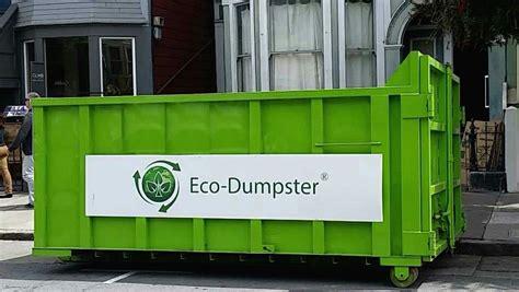 Easy, Dumpster Rental Or Full Service Haul Away In San