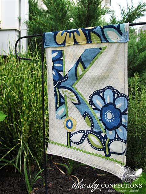 seasonal garden flags diy garden flags for every season pretty handy