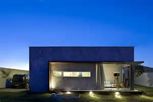 Box Houses Design by Tiny Designs Brilliant Box House With Bold Interiors2014
