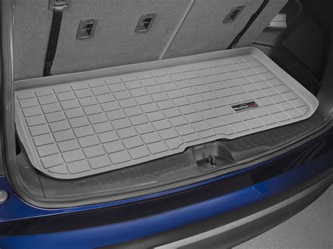 weathertech floor mats honda pilot 2017 weathertech cargo liner trunk mat for honda pilot 2016 2017 small ebay