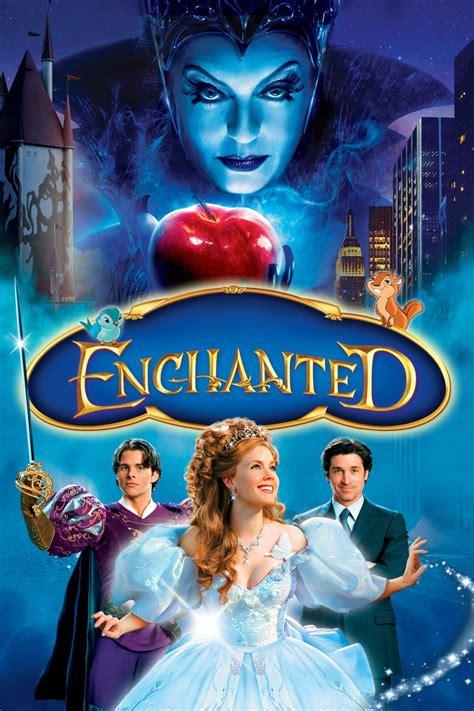 Enchanted – Disney Movies List