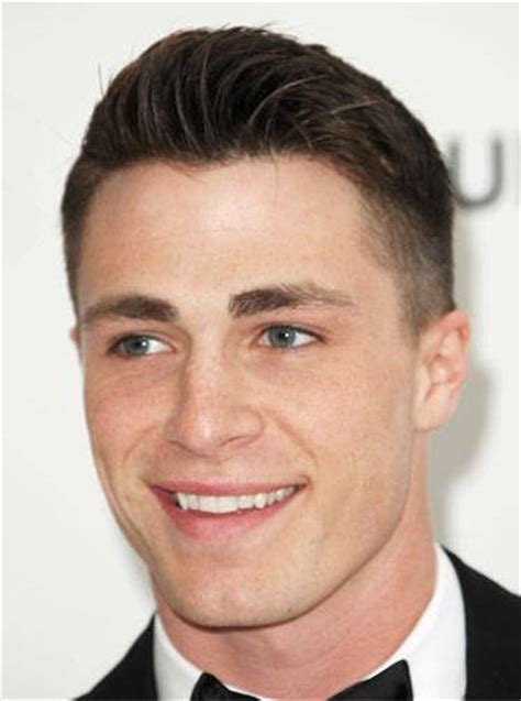 The Classic Men's Haircuts   Best Medium Hairstyle