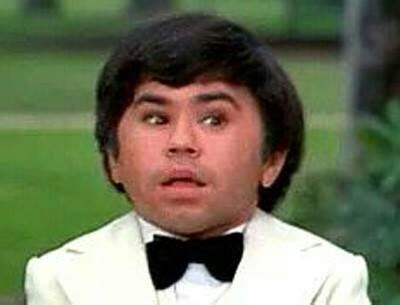 Herve Villechaize as Tattoo
