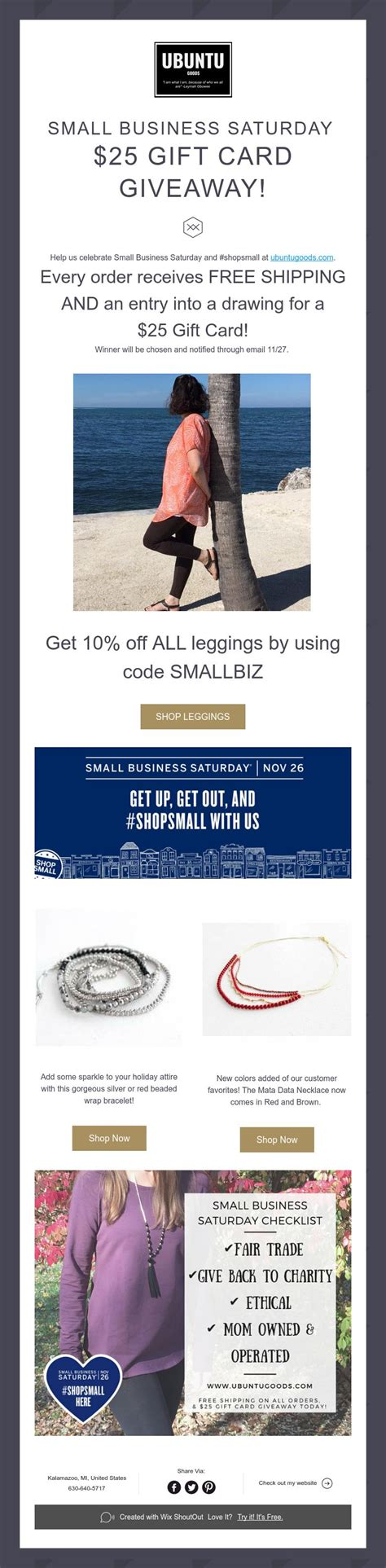 Can i purchase a gift card from wix? Small Business Saturday $25 Gift Card Giveaway! | Gift card giveaway, Small business saturday ...
