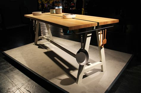 Mortiz Putzier's Cooking Table Rethinks The Traditional