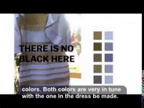 who are of color who are color blind to see this colour dress quot review