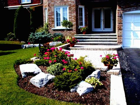Landscaping Ideas For Front Yard On A Budget  Newest Home