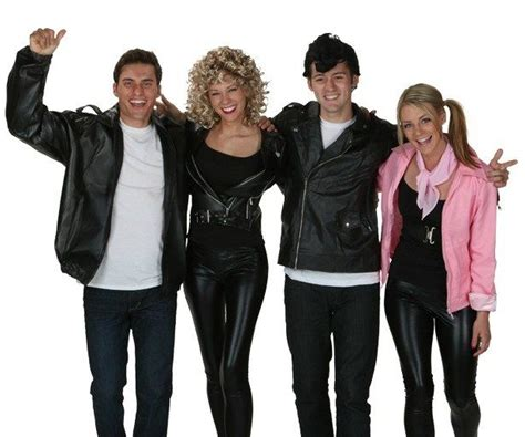 Best 25+ Grease couple costumes ideas on Pinterest | Sandy grease costume Grease halloween ...