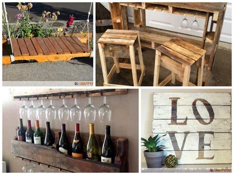 Gorgeous Wooden Pallet Designs 23 Wood Furniture Plans