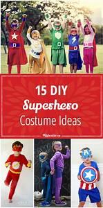 15, Diy, Superhero, Costume, Ideas