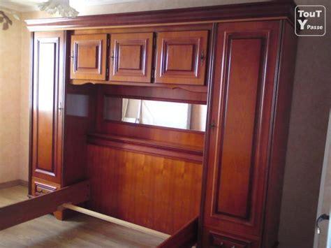 chambre à coucher merisier chambre lit pont en merisier aix en provence 13090