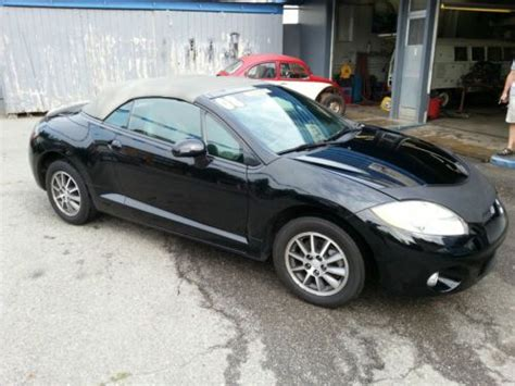 Mitsubishi Eclipse Convertible For Sale by Sell Used 2008 Mitsubishi Eclipse Spider Gt Convertible 6