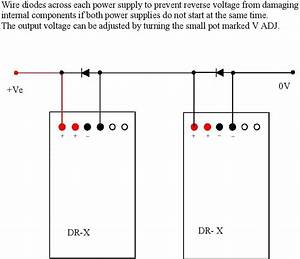 110vdc Output Possible With Mean Well Din Rail Power