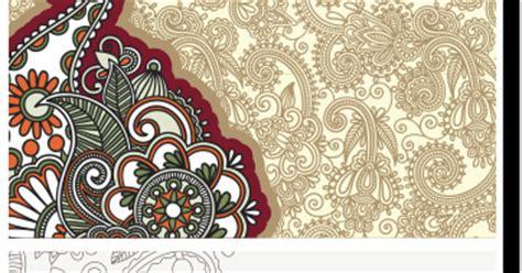 desain undangan batik cdr