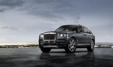 Rolls-royce Cullinan Suv Is Official