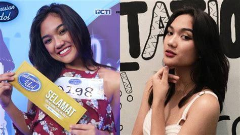 Wanita Lebih Dewasa Daripada Pria 13 Potret Marion Jola Finalis Indonesian Idol Yang Viral