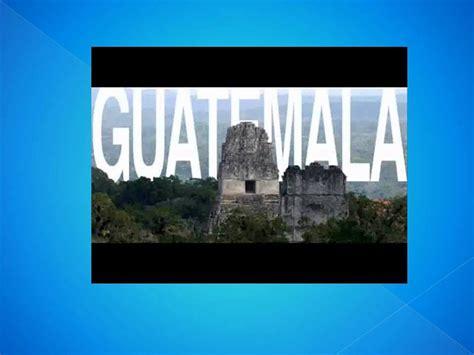 mi video simbolos patrios de guatemala youtube