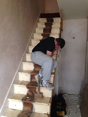 joinery specialists wooden staircases repair  replace service