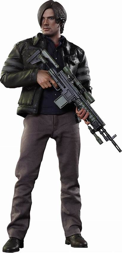 Leon Kennedy Resident Evil Toys Figure Sideshow