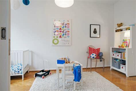 Scandinavian-styled Children's Room
