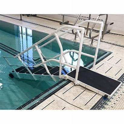 Pool Step Ada Aqua Steps Swimming System