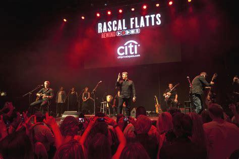 Rascal Flatts Rewind Release Party Celebrat Photos