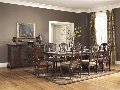 north shore server ashley furniture   dining room