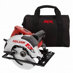 Skil 15 Amp 7 4 In  Circular Saw With Laser
