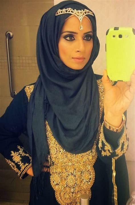 exciting hijab styles  wedding hijab hijab