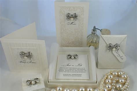 Luxury Wedding Invitations. Magnolia Luxury Wedding