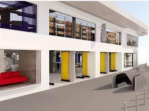 Magasin Ikea Paris : ikea cr e un concept pour les centres villes challenges ~ Melissatoandfro.com Idées de Décoration