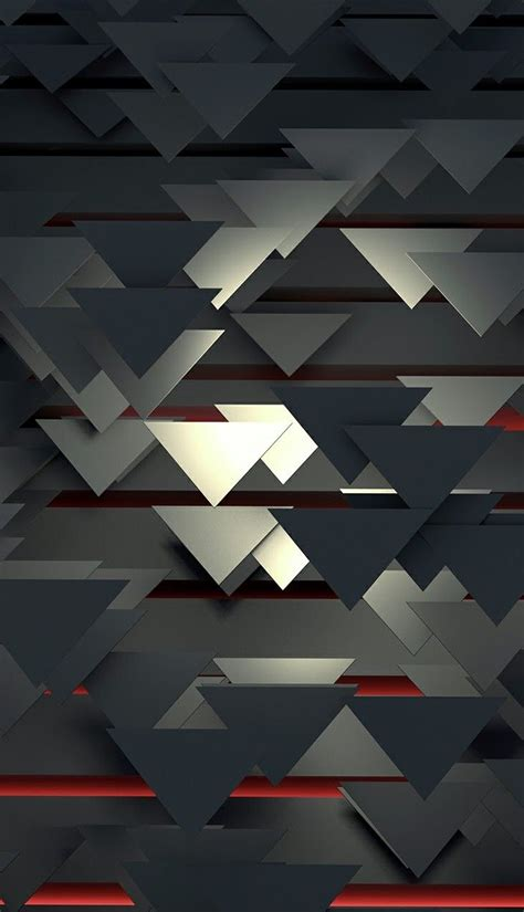Iphone Wallpaper Mosaic Geometric Abstract Wallpaper