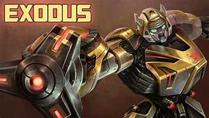 Transformers Fall Of Cybertron Exodus