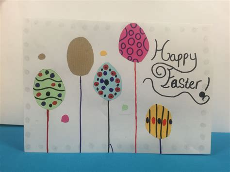 #gartreeadt Incredible Easter Card Ideas By Year 6 Ks2  Easter  Easter, Easter Crafts, Cards