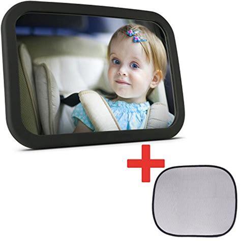 retroviseur siege bebe miroir de voiture pour bébé miroir auto bébé de