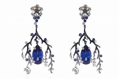 Katerinaperez Earrings Tanzanite