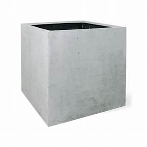 Blumenkübel Grau Groß : quadratische pflanzk bel blumenk bel eckig w rfelf rmig online kaufen ~ Markanthonyermac.com Haus und Dekorationen