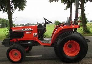 Kubota B2410    B2710    B2910    B7800hsd Tractors Workshop Manual Download