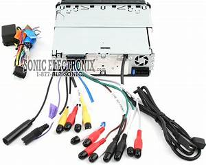 Which Head Units Require No Wiring Harness