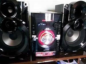 Mini Syste Panasonic Sc-akx34