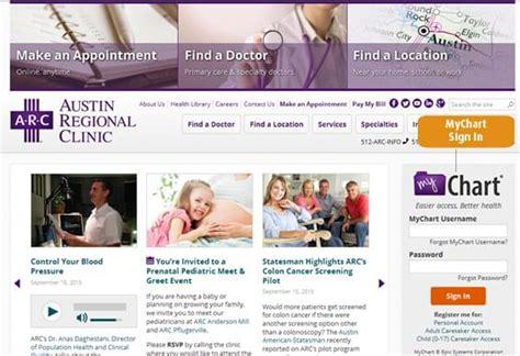 mychart upgrades  access faster information austin regional clinic