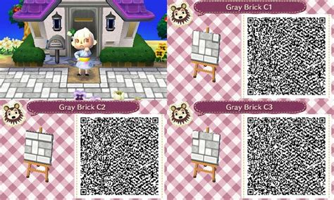 Acnl Road Qr Code Related Keywords
