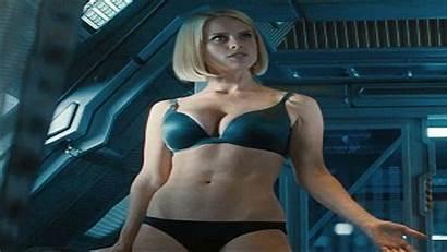 Eve Alice Trek Darkness Scene Into Underwear