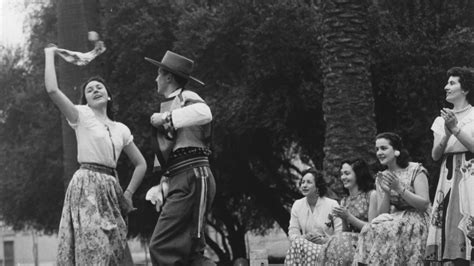 The History Of Modern Chile, Mirrored In Dance